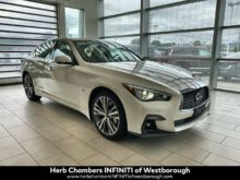 93 A 2020 Infiniti Q50 Interior 2 Concept and Review