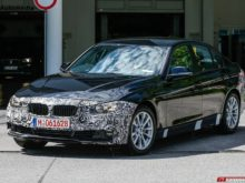 93 All New Spy Shots Bmw 3 Series Ratings