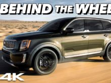94 A 2020 Kia Telluride Youtube Review and Release date