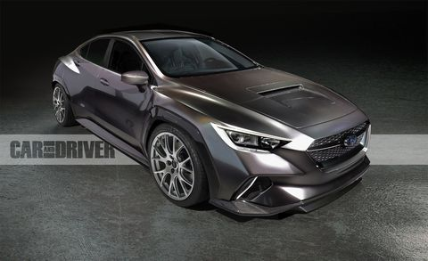 94 New Subaru Cars 2020 Redesign And Review