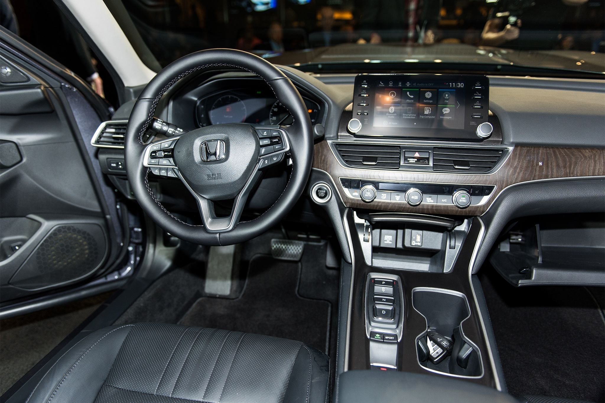 94 The Honda 2019 Accord Coupe Review Interior