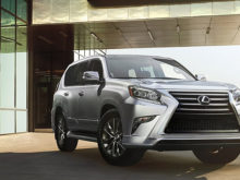 95 A 2020 Lexus Gx 460 Spy Photos Configurations