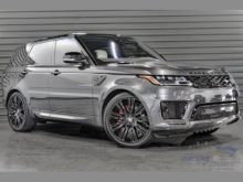 95 All New 2019 Range Rover Sport Redesign and Concept