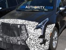 95 All New 2019 Spy Shots Cadillac Xt5 Redesign and Concept