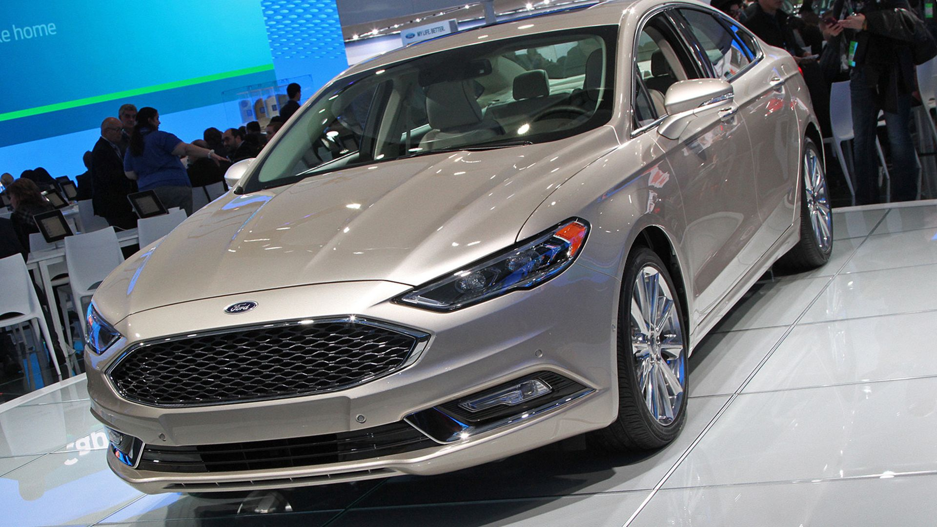 97 A 2019 Ford Mondeo Prices