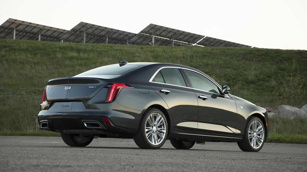 98 New Cadillac For 2020 2 Interior