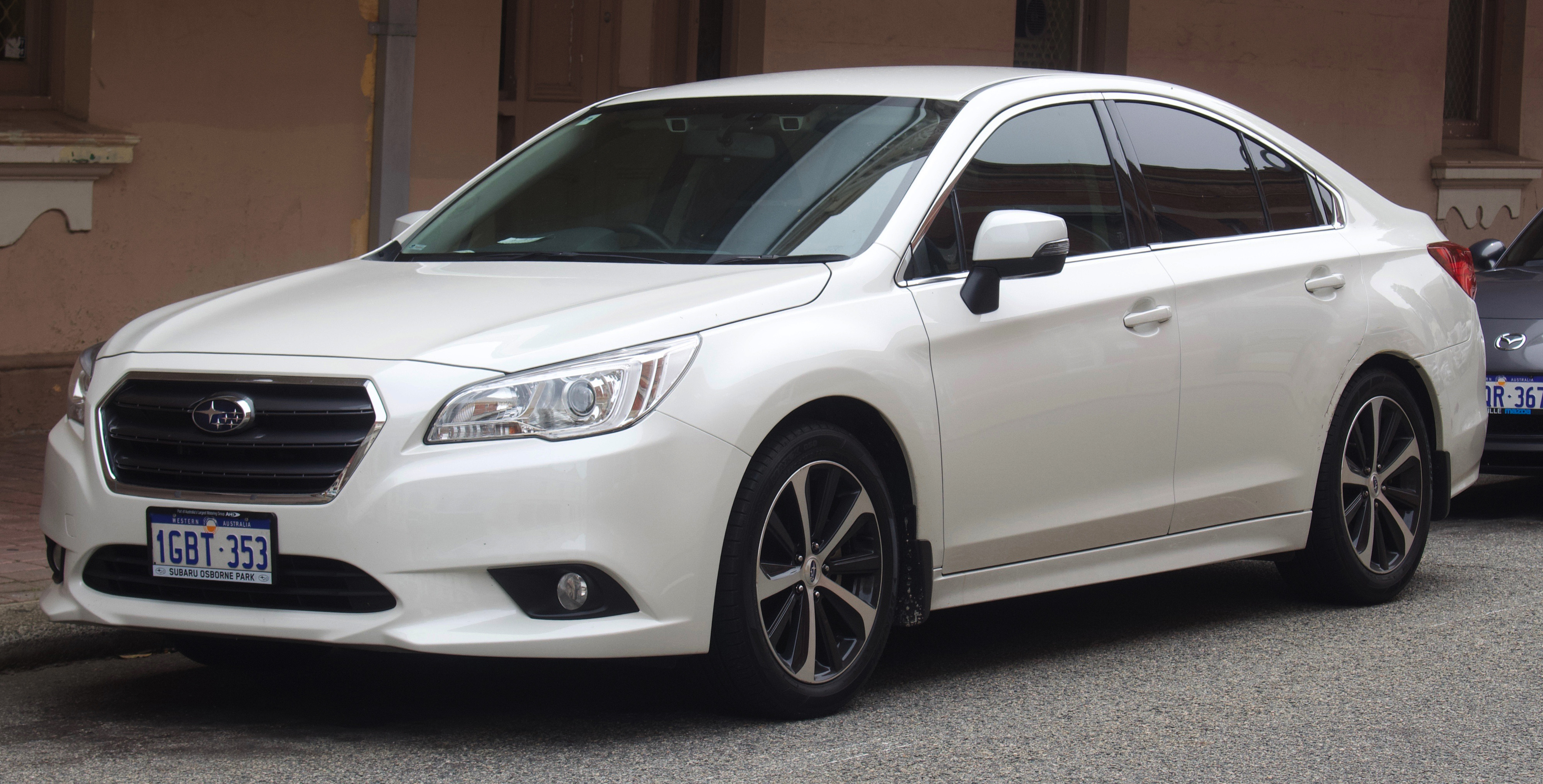 98 The The Subaru Legacy Gt 2019 Performance Configurations