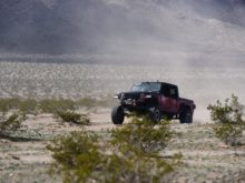 2020 Jeep Gladiator King Of The Hammers