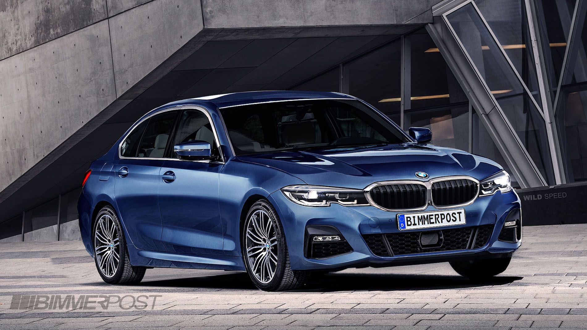 99 All New Spy Shots Bmw 3 Series Wallpaper
