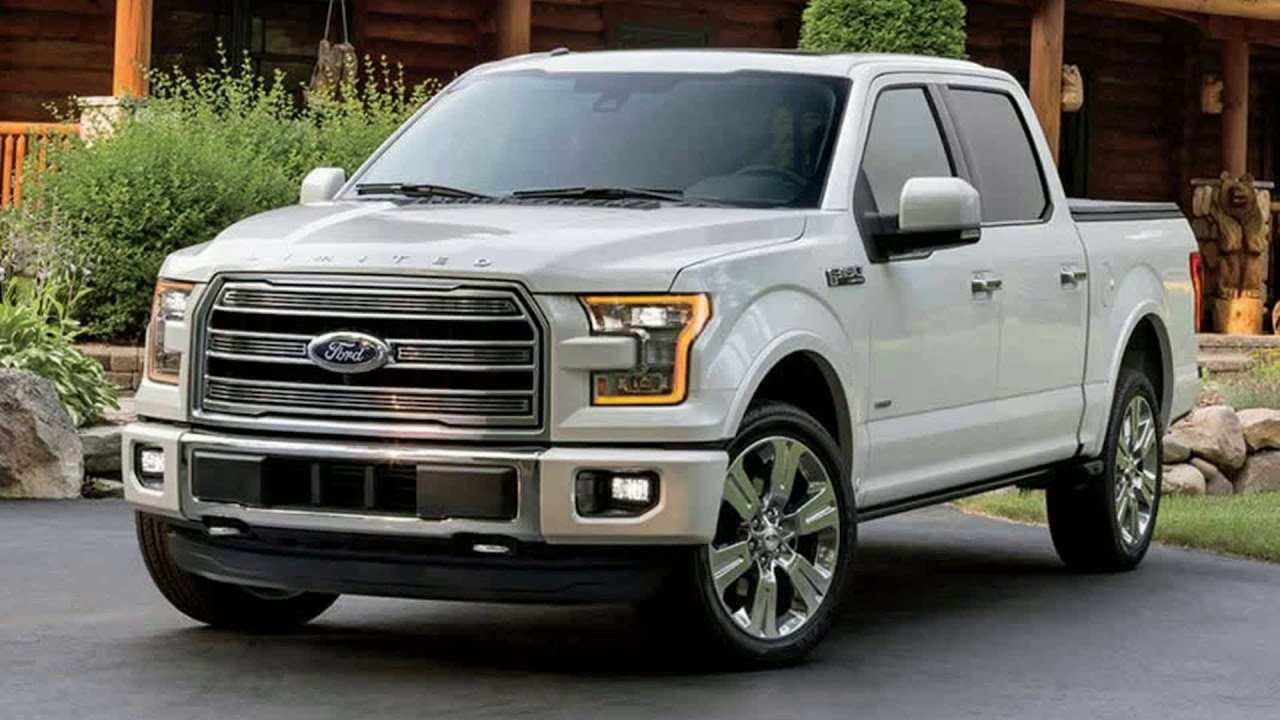 99 The Best 2019 Ford Atlas Engine Redesign And Review